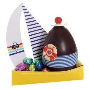 Joyeuse Pêche de Pâques, L'Atelier du chocolat, 45 euros