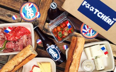 Euro 2016 – FootChériBox – Le Clasico Charcut X Fromage