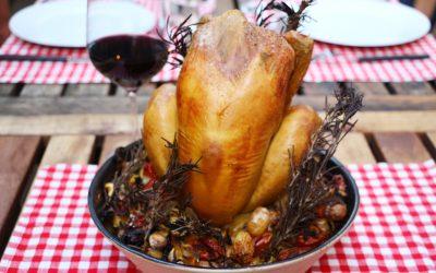 Il est cuit… mon poulet ! Avec La Malle W Trousseau